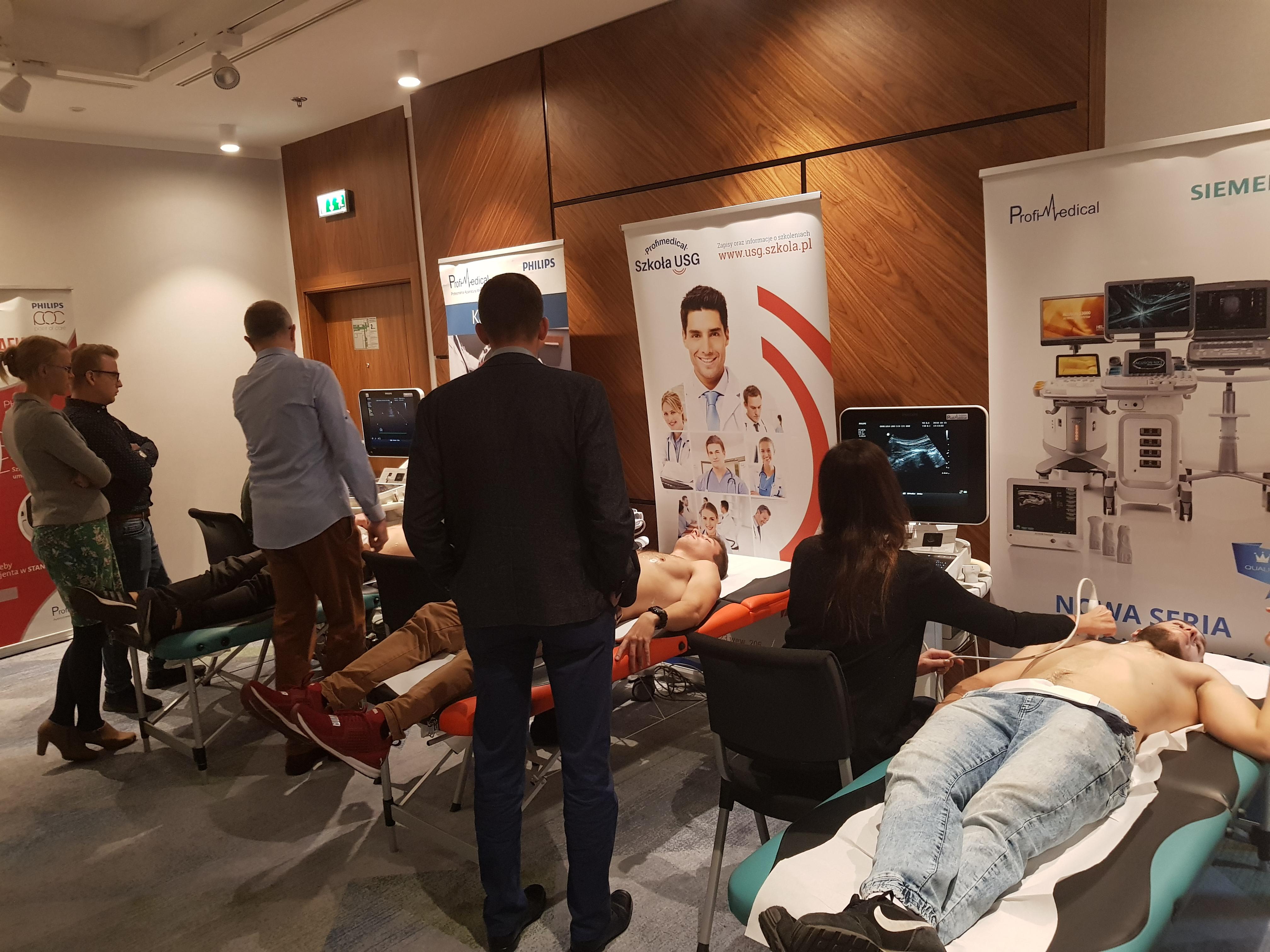 Ultrasonografia w AiIT – 15 październik 2018 r.