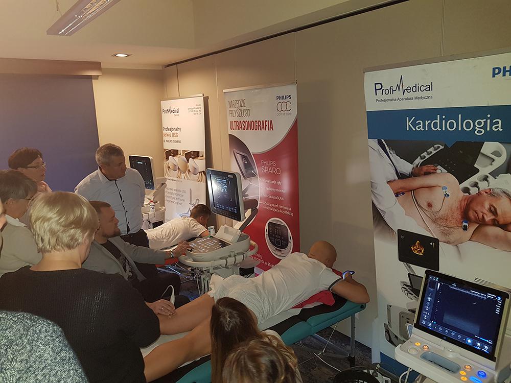 Kurs Anestezjologia regionalna pod kontrolą USG 16-17.11.2018 r. Katowice
