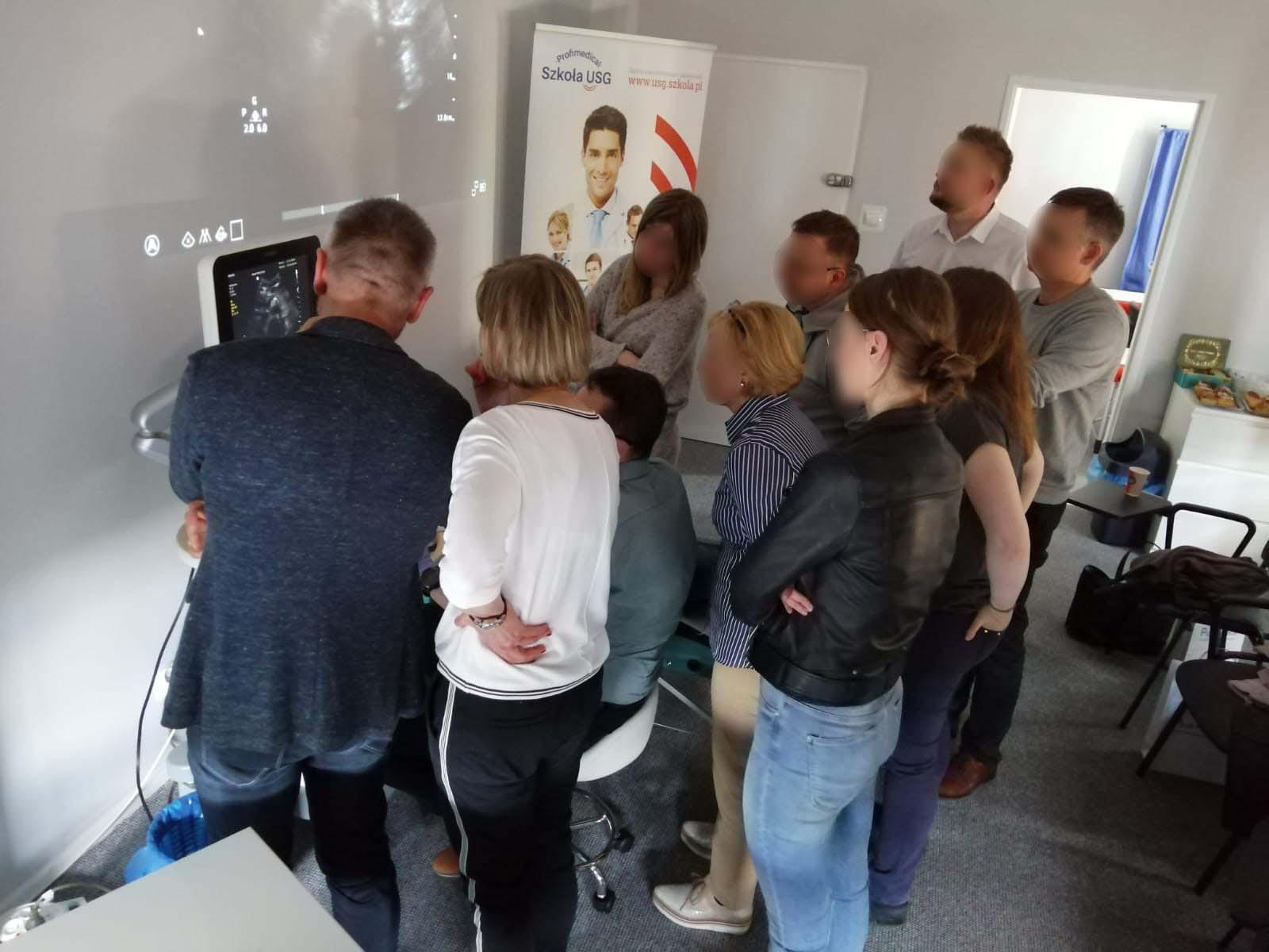 11-12 maj 2019 r. – Diagnostyka ultrasonograficzna narządów jamy brzusznej – Katowice